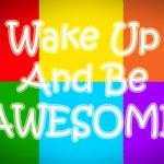 Wake Up Concept — Stock Photo #56273867