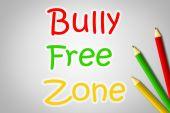 Bully Free Zone Concept — ストック写真