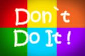 Do It Concept — Stock Photo