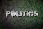 Politics Concept — Stock Photo