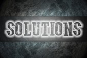 Concept solutions — Photo