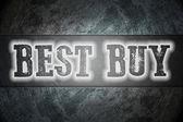 Best Buy Concept — Stock Photo