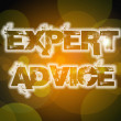 Expert Advice Concept — Stock Photo #56311863