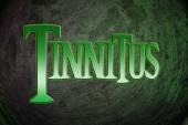 Tinnitus Concept — Stock Photo