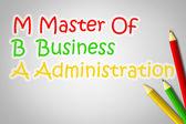 Mistrz koncepcji zarządzania — Zdjęcie stockowe