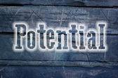 Concetto potenziale — Foto Stock