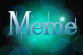 Meme Concept — Photo