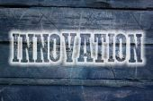 Concept d'innovation — Photo