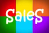 Concepto de ventas — Foto de Stock