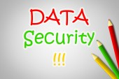 Data Security Concept — Stock Photo