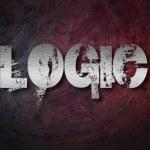 Logic Concept — Stock Photo #56341861