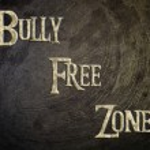 Bully Free Zone Concept — Stock Photo #56342645