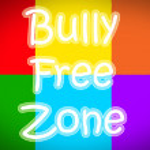 Bully Free Zone Concept — Stock Photo #56344299