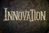 Innovation Concept — Stock Photo
