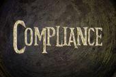 Compliance Concept — ストック写真