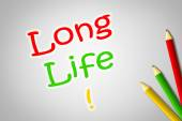 Long Life Concept — Stock Photo