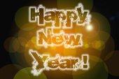 Koncepcja szczęśliwego nowego roku — Zdjęcie stockowe