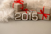 Concepts Number of Year 2015 — Stock Photo