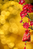 Chinese new year's decoration — Stock fotografie
