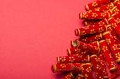 Chinese new year's decoration — Fotografia Stock