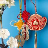Kinesiska nyåret dekoration. — Stockfoto
