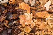 Chinese traditional herbs. — Stockfoto