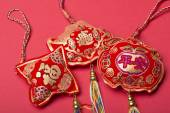 Chinese new year's decoration. — Stock fotografie