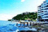 Thailand sea — Stock Photo