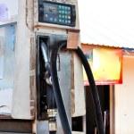 Benzin Pumpen — Stockfoto #63261317
