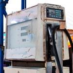 Benzin Pumpen — Stockfoto #63261353