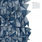 Geometric background shapes — Stock Photo