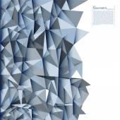 Geometric shapes — Stock Vector