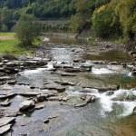 Mountain river — Stock Photo #57491423
