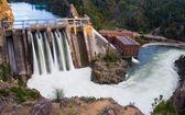 Long Lake Dam — Stock Photo