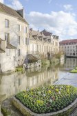 Charolles, burgundy, France, saone-et-loire — Stock Photo