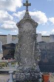 Old tomb in france — Stock fotografie