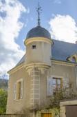 Old house in Charolles, burgundy, france — Zdjęcie stockowe