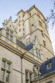 Castle Of Duc Of Burgundy in Dijon, France — Stock Photo