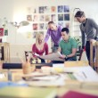 Architects in office — Stock Photo #52591383