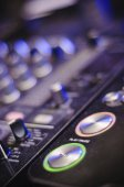 DJ cd player — Stock Photo