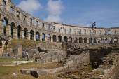 Pula Arena in Croatia — Stock Photo