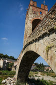 Millesimo Gaietta bridge — Stock Photo