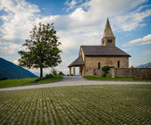 St. Thomas Church — Stock Photo