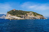 Island of tino — Stock Photo