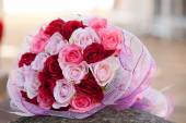 Wedding bouquet close-up — Stock Photo
