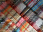 Abstract Blurred Colorful Background Design — Stock Photo