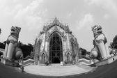 Shwedagon Paya has achieved iconic — Stock Photo