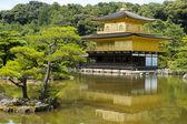 Kyoto golden palace  — Foto de Stock