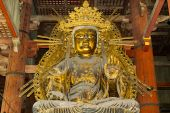 Nyoirin Kannon at Todaiji Temple in Nara — ストック写真