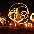 Fire show — Stock Photo #56833405